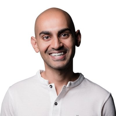 Neil Patel - Co-Fundador de KISSmetrics y CrazyEgg