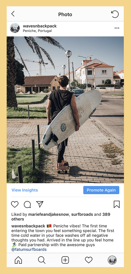 Instagram Ad Analytics