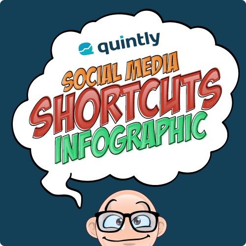 Blog opener - Social media shortcuts