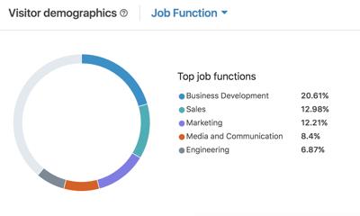LinkedIn Demographic