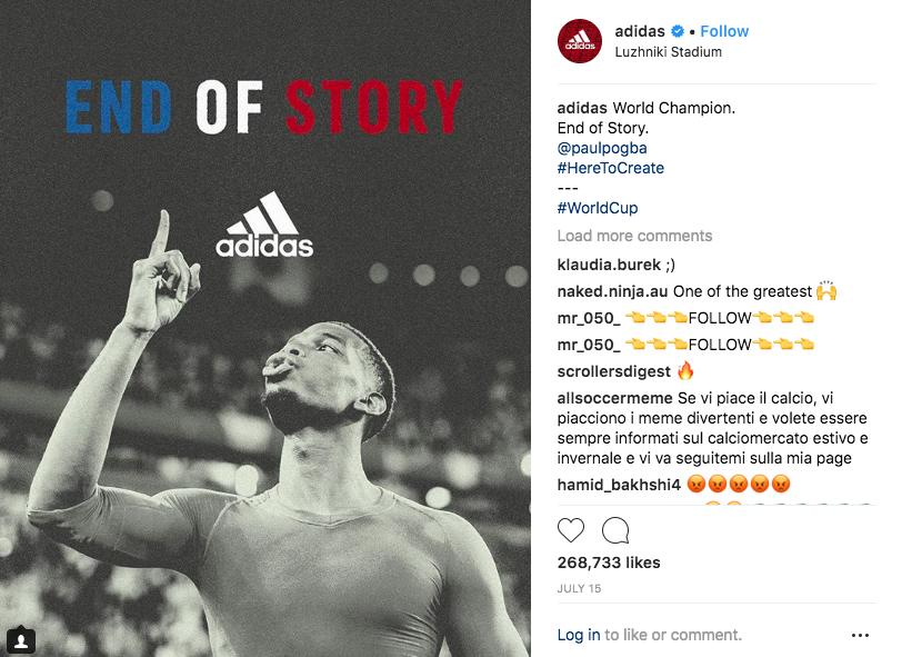 Instagram Analysis Adidas Vs Puma