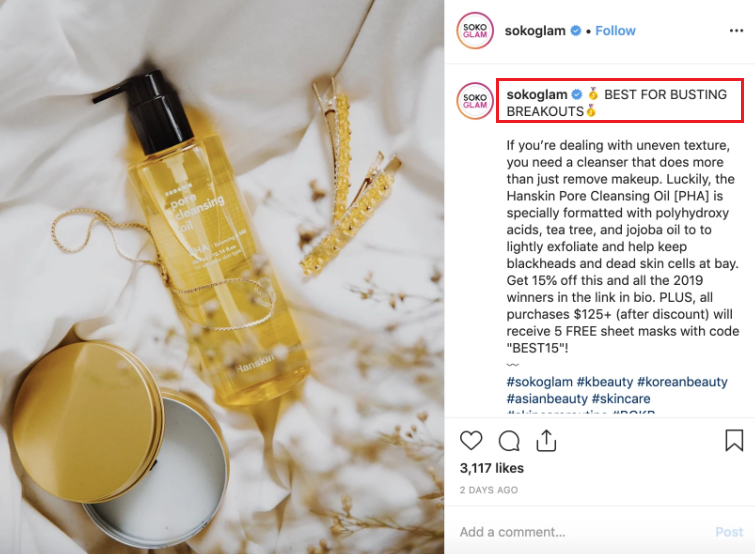 copywriting hacks to use in Instagram posts10
