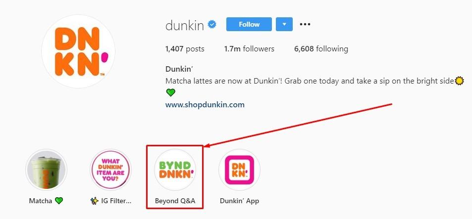 2. Dunkin QA