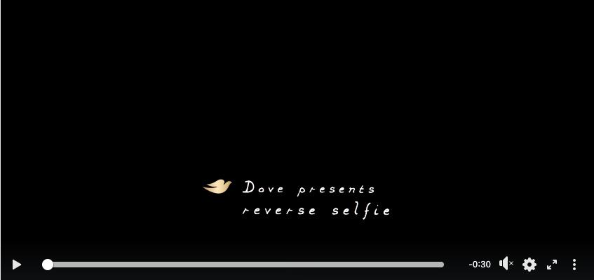 Social media storrytelling - Dove