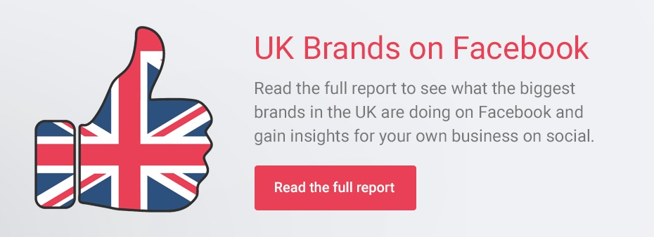Uk Brands on Facebook