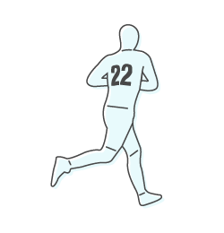 image for football player
